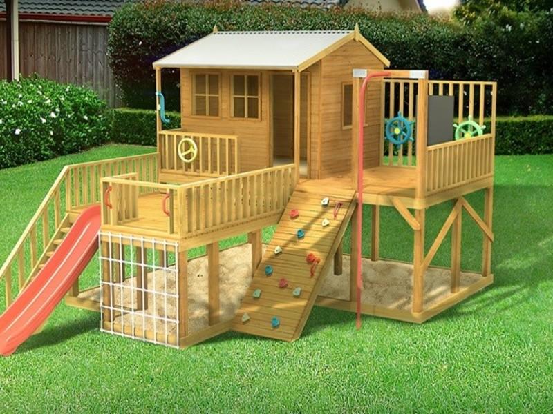 Игровые домики из дерева своими руками 155