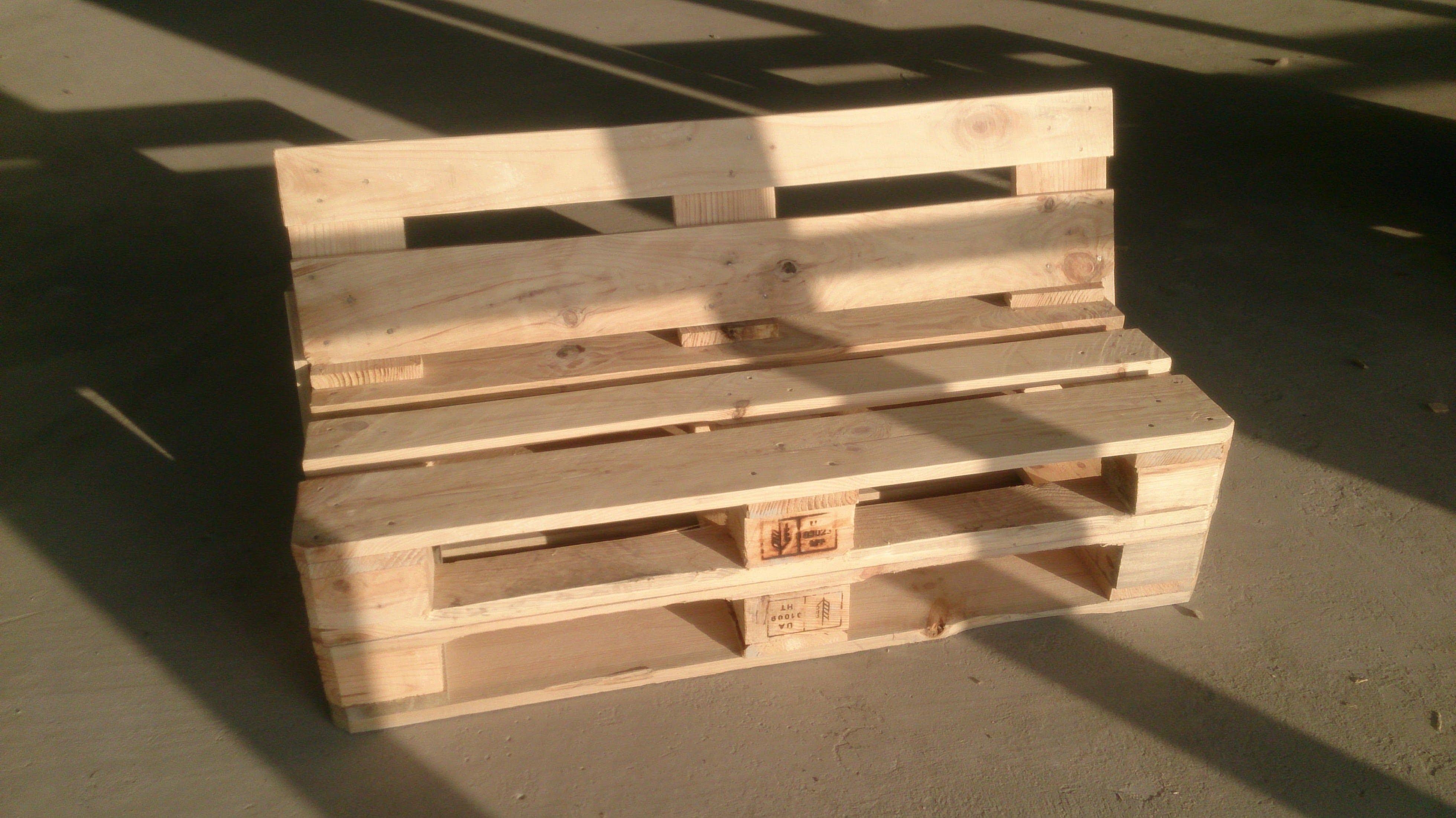 Изготовление мебели из паллет своими руками 54