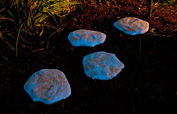 Светящийся камни своими руками 918