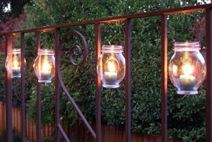 Уличное освещение как выбрать и как сделать своими руками