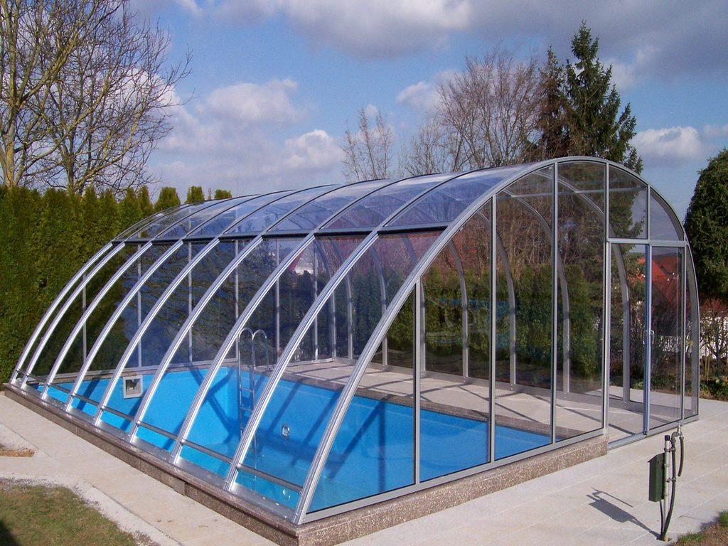 крытый бассейн на даче своими руками фото растения мяты темно-зеленые