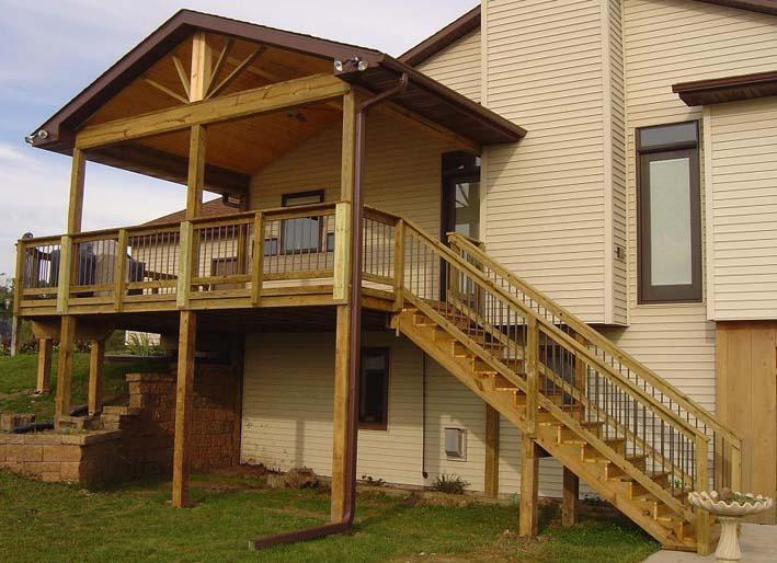 деревянный балкон крыльцо фото помогло обращение
