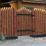 Деревянные заборы и ограждения для дома: фото, виды, как выбрать