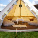Тент-шатер для дачи: фото, различия, особенности, как выбрать