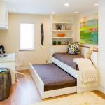 Шкаф-кровать с диваном: фото, модели, виды, как выбрать