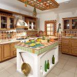 Кухни с островом ❤ фото, идеи, оформление, выбор мебели