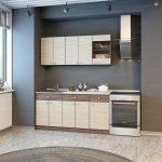 Модульные кухни эконом-класса: 10 бюджетных решений