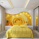 Спальня в желтых тонах ✅️ фото, цвета и оттенки, сочетания