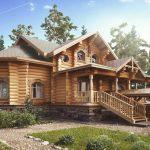 Финский дом из бруса: фото, особенности, преимущества, этапы