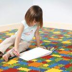 Мягкий пол для детских комнат ✅️ виды, отличия и как выбрать