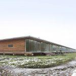 Длинный дом Фроде Болхуис: фото, проект, создатель, история