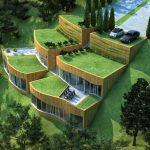 Дом на склоне: особенности участка, проекты и варианты