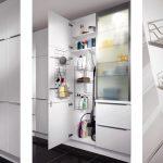 Шкафы для кухни: фото, разновидности, как выбрать