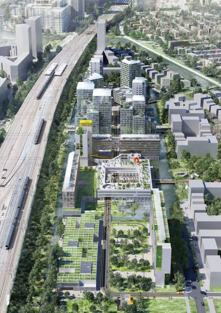 Проект «Bajes Kwartier».