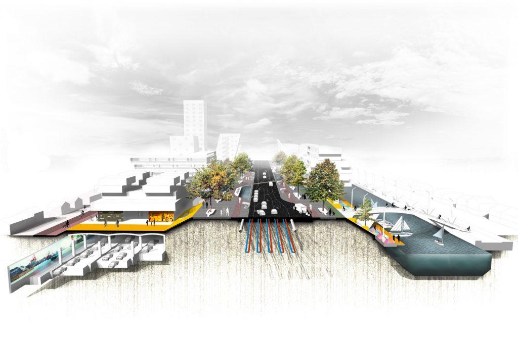 Проект «Шоссе x Город»