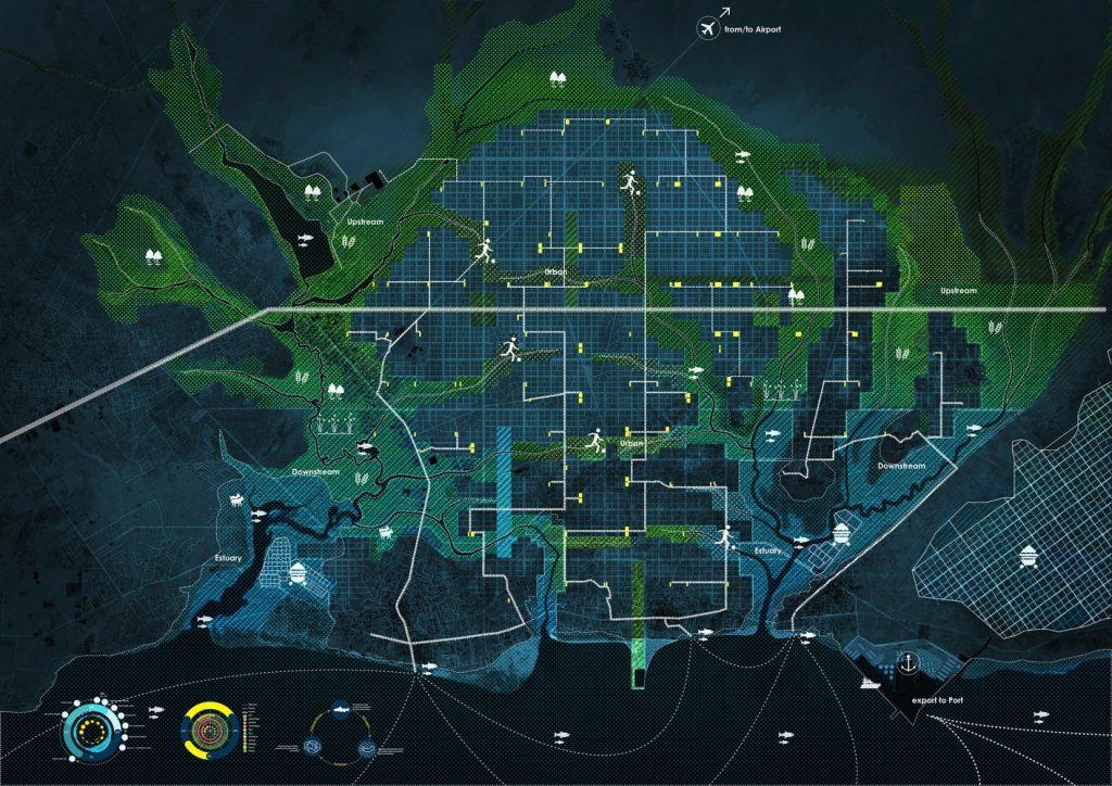 Проект «Городская экспансия Нинго-Прампрам для 1,8 миллиона жителей», 2016