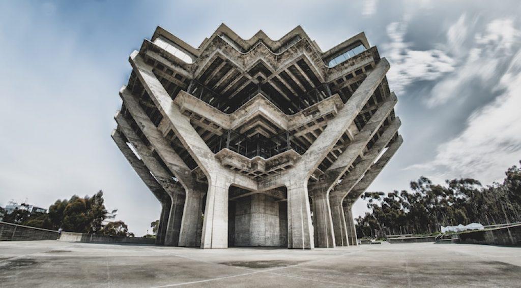 Библиотека Гейзеля Уильяма Перейра. 1970, Сан-Диего, Калифорния