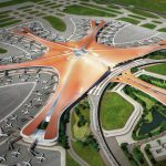 Китайский аэропорт Дасин: фото, видео, проект, особенности