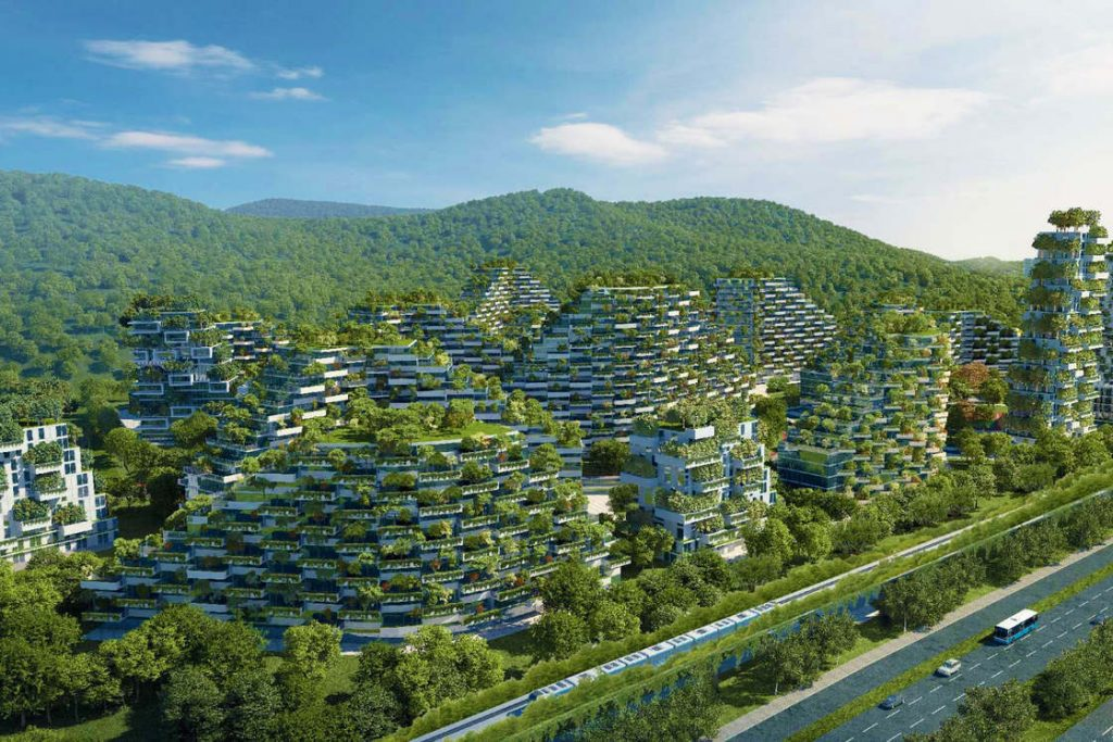 Экологичная архитектура