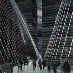 Подвесной мост между небоскребами в Нью Йорке: проект и история