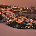Оазис Уакачина: фото города, история, особенности расположения