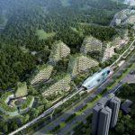 Forest City лесной город: фото, проект, польза, особенности