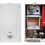 Двухконтурные настенные газовые котлы отопления: виды и особенности