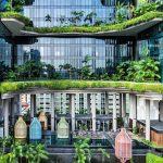 Отель Parkroyal: фото, проект, история, архитектура, награды