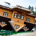 Безумная архитектура: фото зданий, проекты, история, особенности