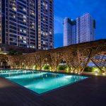 Бамбуковый павильон в Ханое: фото, архитектурный проект, материал