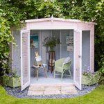 Комната в саду: фото, проект, дизайн и оформление, преимущества