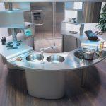 Удобная кухня: фото, обустройство, зонирование, мебель
