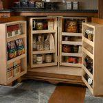 Системы хранения на кухне: фото, идеи, мебель, советы