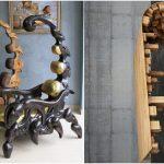 Мебель из дерева: фото, внешний вид, модели и особенности