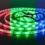 Светодиодная лента: фото, виды, цвета, как выбрать, установка