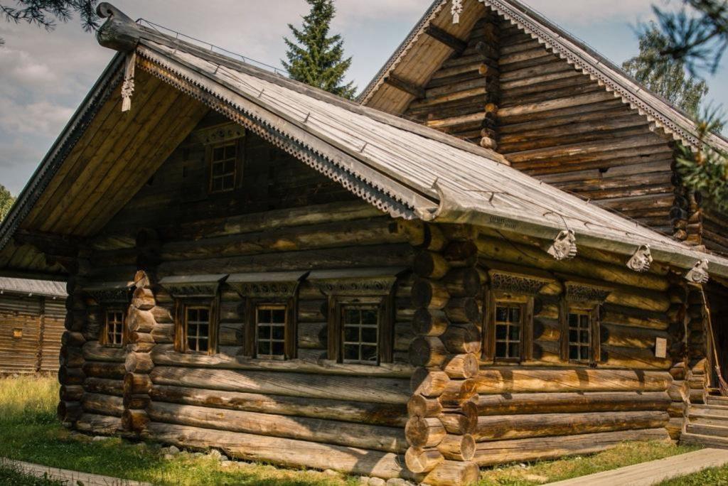 германии фото старинных деревянных домов из бревна иногда