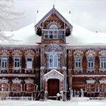 Деревенский дом: строительство, история, материалы, проекты