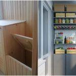 Хранение продуктов на балконе: способы, правила, причины