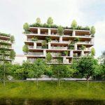 Stefano Boeri Architetti: город будущего в Мексике, экология