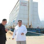 Плавучий отель в Северной Корее: фото, внешний вид, причины, последствия