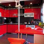 Оформление кухни: фото, советы, мебель, дизайн, планировка