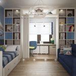 Зонирование квартиры: понятие, принципы, законы, особенности