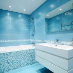 Обустройство ванной комнаты: фото, мебель, дизайн, советы