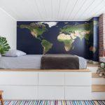 Хранение вещей под кроватью: фото, способы, мебель, советы