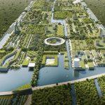 Умный город в лесу: Стефан Боэри, проект, архитектура, преимущества