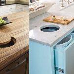 Обустройство кухни: способы, мебель, зонирование, посуда