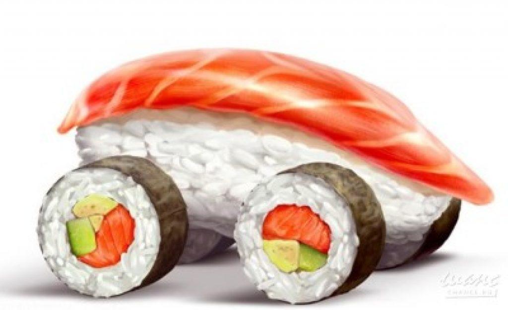 Как быстро и просто заказать суши и роллы в Ижевске