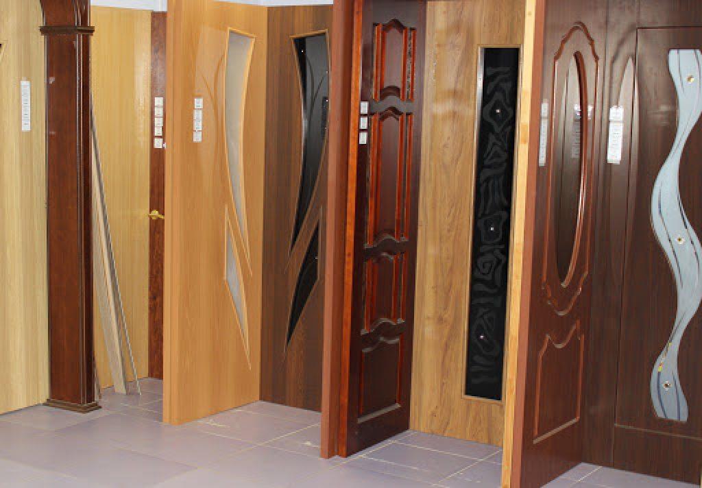 Межкомнатные двери из мебельного щита