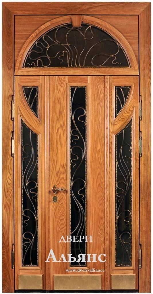 Все плюсы металлических входных дверей