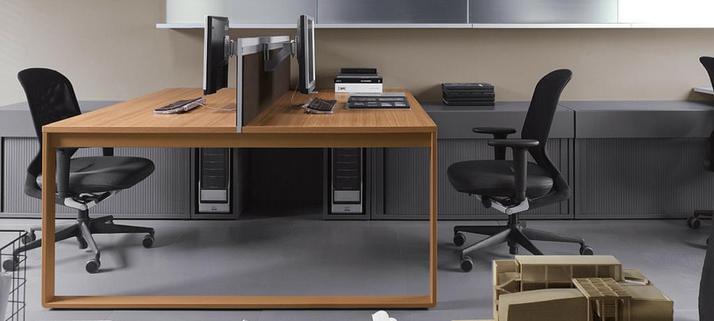 Советы по выбору офисных столов